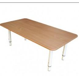 Стол прямоугольный регулируемый массив