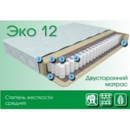 Матрасы «Эко-12»