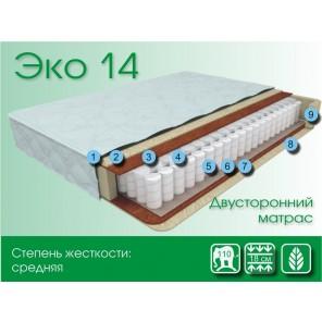 Матрасы «Эко-14»